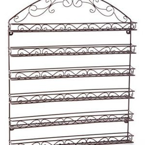 Home-it Nail Polish Rack Nail Polish Organizer Holds