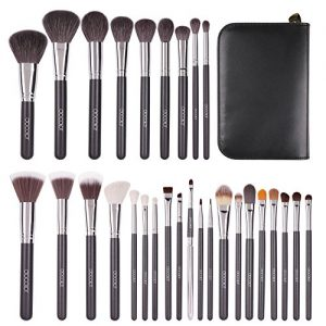 Docolor Makeup Brushes 29 Piece Professional Makeup Brush Set