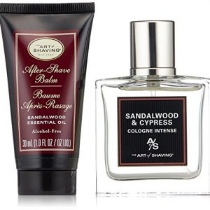 The Art of Shaving 2 Piece Small Fragrance Gift Set