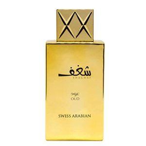 Shaghaf Oud, Eau de Parfum 75mL | Mouthwatering Gourmand