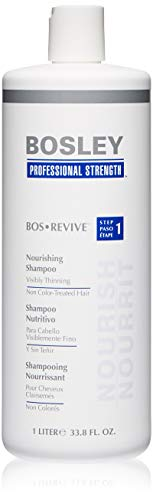 Bosley Bos Revive Nourishing Shampoo for Visibly Thinning