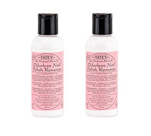 Tate's The Natural Miracle - Odorless Nail Polish Remover