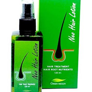 Neo Hair Lotion Herbs 100% Natural Treatment Spray STOP Hair Loss