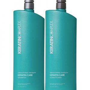 Keratin Complex Care Shampoo & Conditioner Duo