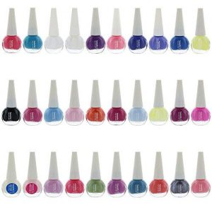 Tweets Finger Nail Polish Color Lacquer Collection Set