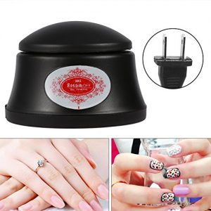 Filfeel Nail Polish Remover Machine, Warm Steamer Manicure Tool