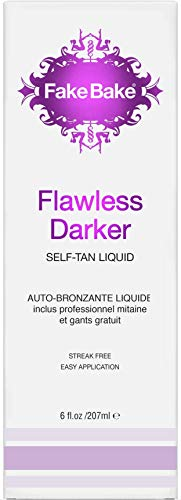 Fake Bake Flawless Darker Self-Tanning Liquid Spray