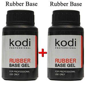 Kodi Professional SET 2 bottles Rubber Base 30ml