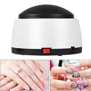 Filfeel Nail Polish Remover Machine, Electric Steamer Manicure Tool