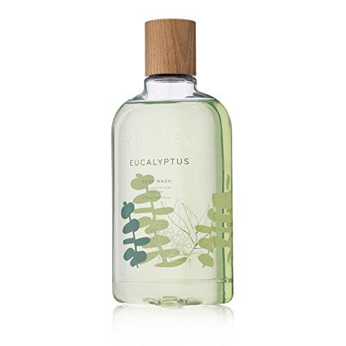 Thymes - Eucalyptus Body Wash - Luxury Shower Gel for Men & Women