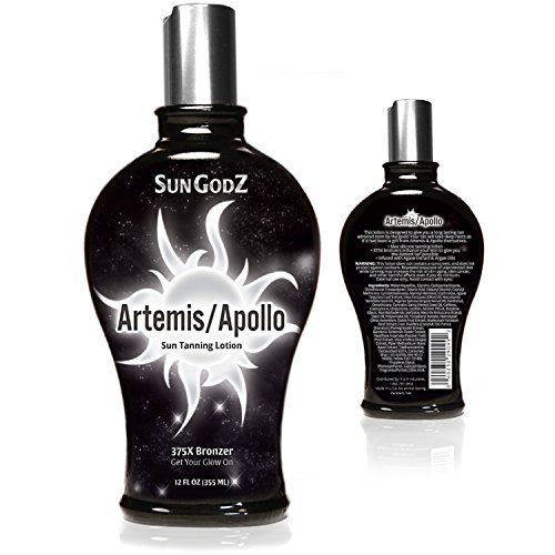 Indoor Tanning Lotion with Bronzer for Indoor Tanning Beds