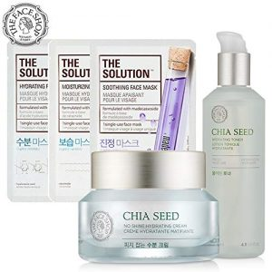 [THEFACESHOP] Hydrating Facial Set with Toner, Moisturizer Cream