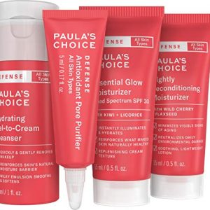Paula's Choice- DEFENSE Kit, Botanical-Rich Skin Care Kit