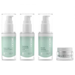 Belei Beauty Solutions Deluxe Mini-Size Skin Care Set