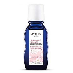 Weleda Sensitive Care Calming Oil, 1.7 Fl Oz