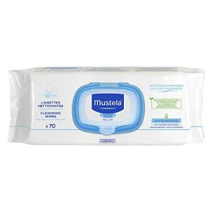 Mustela Cleansing Wipes Delicately Fragranced