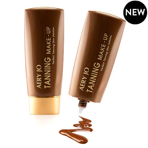 Aery Jo Instant Tanning Makeup for Latin Dancer