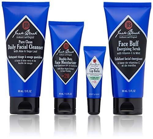 Jack Black - Skin Saviors Set - Pure Clean Daily Facial Cleanser