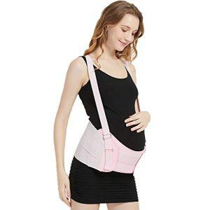 GuoYq Maternity Belt,Pregnancy Support Belt Bump Band