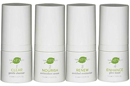 Natural & Organic Skin Care - The Spa Doctor: 5-Day System Kit