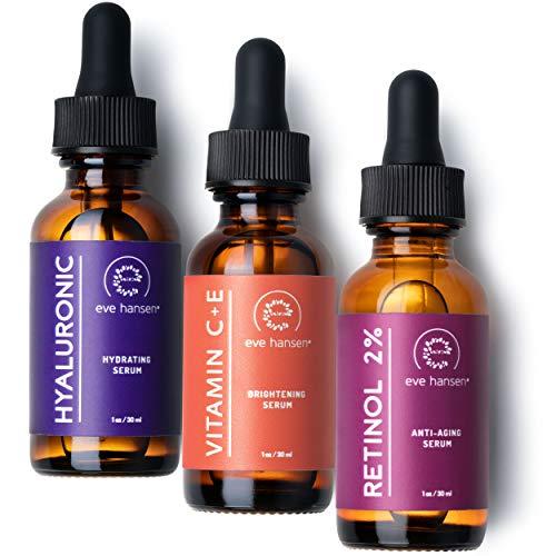 Eve Hansen Anti-Aging Serum Set | Vitamin C Serum