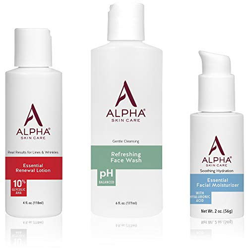 Alpha Skin Care Introductory Kit   Refreshing Face Wash