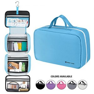 Hanging Travel Toiletry Bag for Men and Women | Makeup Bag