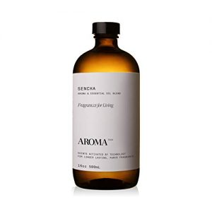 Sencha for Aroma Oil Scent Diffusers - 500 milliliter