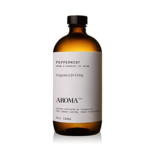 Peppermint for Aroma Oil Scent Diffusers