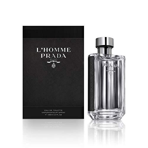 Prada L'Homme For Men Eau De Toilette Spray