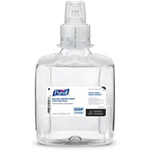 PURELL CS4 Education HEALTHY SOAP Clean Fresh Scent Foam Refill