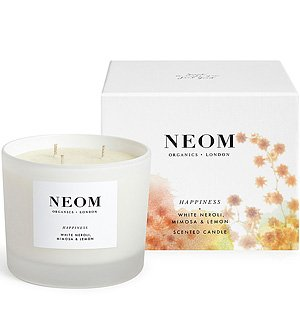 NEOM Large Happiness Candle, 1 EA