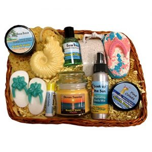 Ultimate Beach-lover's Relaxation GIft Basket
