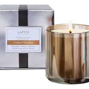 LAFCO Golden Chestnut Limited Edition Candle