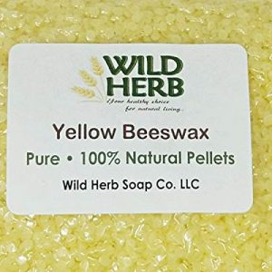 Yellow Beeswax Pellets sourced from a USDA and ISO 9001 Certified Organic Supplier