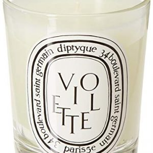 Diptyque Violette 6.5 oz Scented Candle