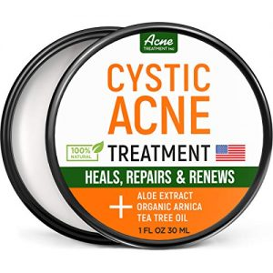 Cystic Acne Treatment and Acne Scar Remover - Effective Face & Body Severe Acne