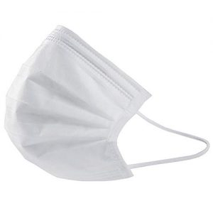 ZUOLUNDUO Disposable Face Mask Bag of 10 Medical Ear Loop Mouth