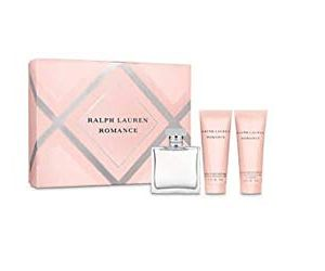 Ralph Lauren Romance 3pc Diamond Set: 3.4 oz Eau de Parfum Spray
