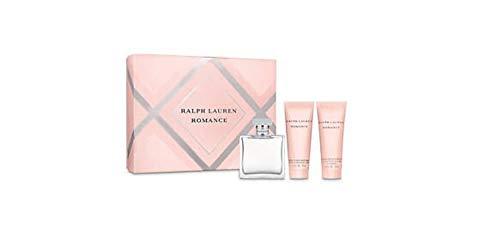 Ralph Lauren Romance 3pc Diamond Set: 3.4 oz Eau de Parfum Spray