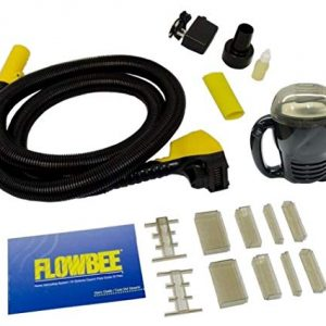Flowbee Home Haircutting System with Flowbee Super Mini-Vac