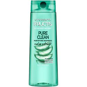 Garnier Fructis Pure Clean Shampoo, Paraben-Free Silicone-Free