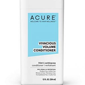 ACURE Vivacious Volume Conditioner - Mint & Echinacea | 100% Vegan