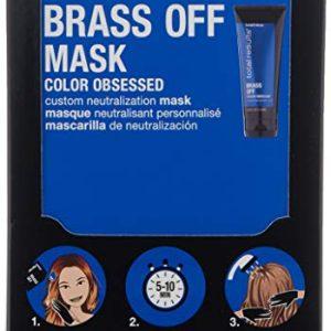 MATRIX Total Results Brass Off Color Depositing Custom Neutralization Hair Mask
