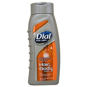 Dial for Men Body Wash, Hair + Body