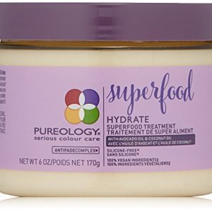 Pureology Hydrate Superfood Treatment Hair Mask