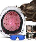 Anti Hair Loss Helmet with 650nm Soft Light, LED Hair Growth Cap for Men