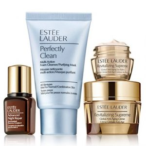 ESTEE LAUDER REVITALIZING SUPREME GLOBAL ANTI AGING CREME SET