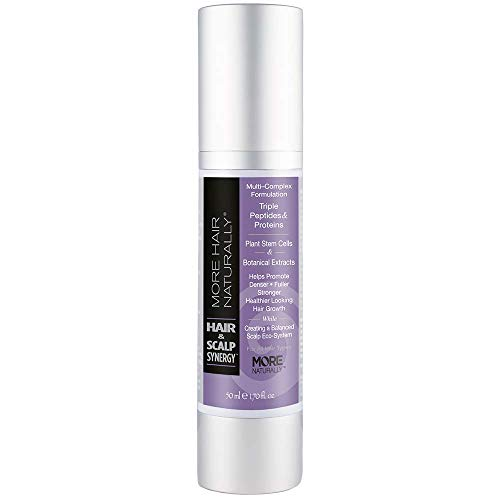 Hair and Scalp Synergy : Encourage and Support Proper Functions of The Hair