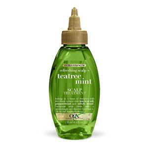 OGX Extra Strength Refreshing Scalp + Tea Tree Mint Scalp Treatment